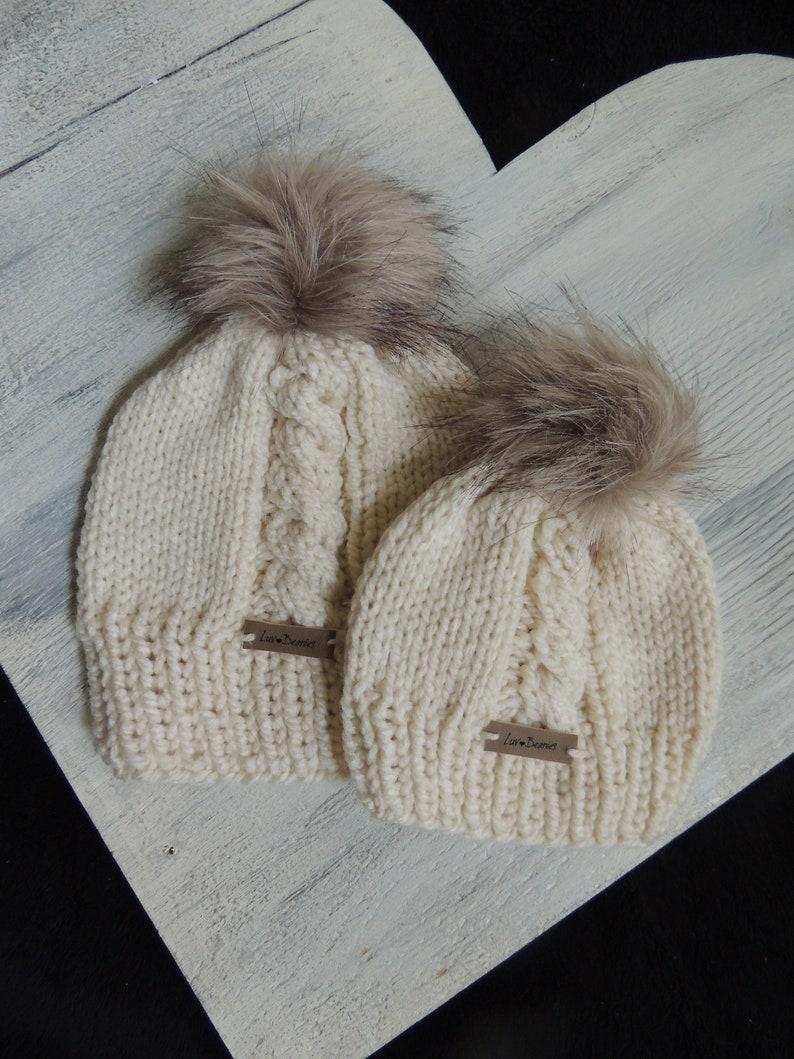 446ed5980a0 Knit Ski Hats Luv Beanies Girl Hats Knit Stocking Hats
