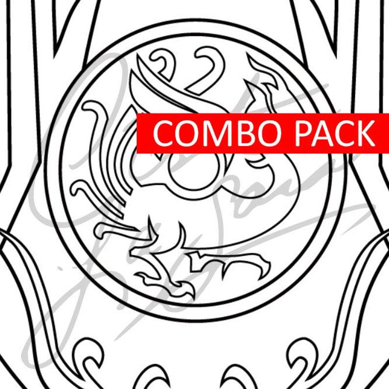 Zhuque Mercy Combo Pack Vermillion Phoenix Lunar New