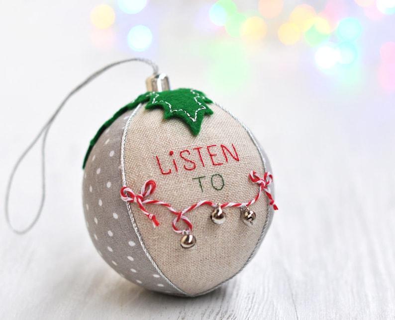 Christmas Cross Stitch Pattern Christmas Ornament Pattern Cross Stitch Christmas Ornament Christmas Bauble Christmas Sewing Pattern