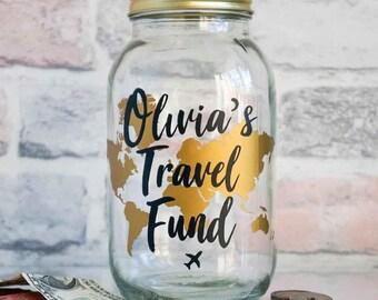 Adventure Fund Etsy