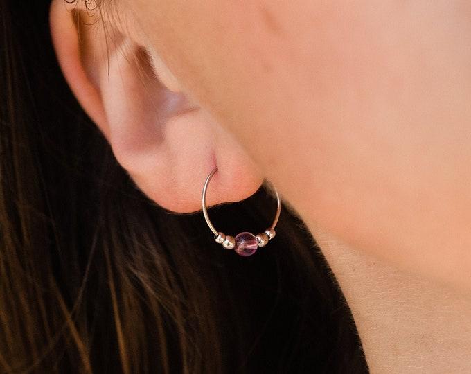 Earrings • Hoops
