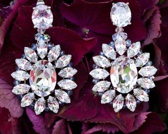 """Earrings """"Merlinda"""" made with Swarovski ® elements"""