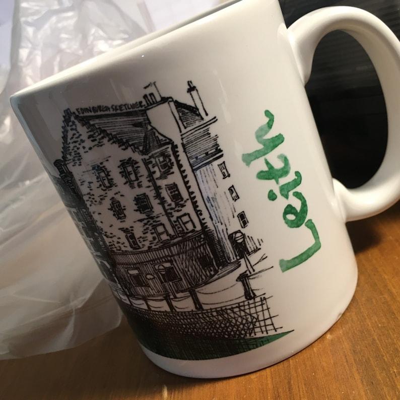 Leith The Shore Mug image 0
