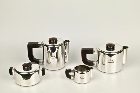 Christofle Tea and Coffee service designed by Luc Lanel in  c0203503f