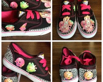 Shopkins sparkle shoes