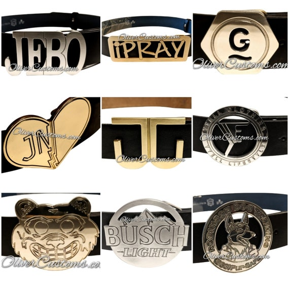 Fast Expedited processing for our Custom Belt Buckles