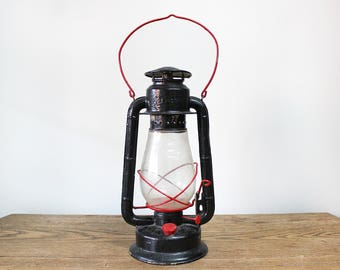 Antique Oil Lantern
