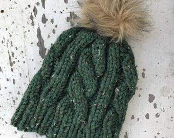 Classic Cable Beanie