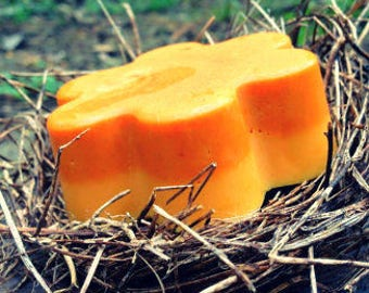 Turmeric Face Soap | Turmeric Soap | Turmeric and Honey Soap | Turmeric Facial Soap | Goat Milk Face Soap | Natural | Happy Dragon Skincare