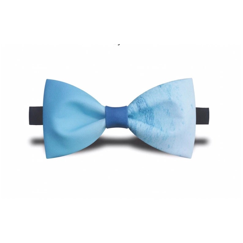Groom Bow Tie Groomsmen Bow Ties Custom Wedding Bow Ties image 0