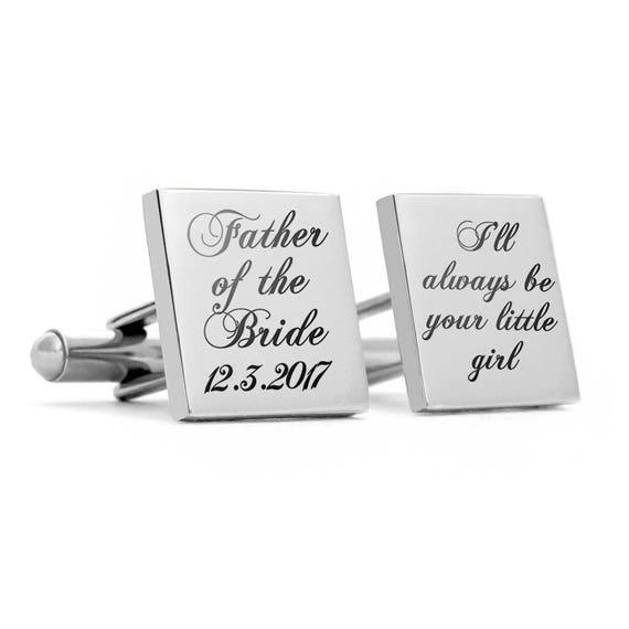 Personalized Cufflinks Wedding Cufflinks Custom Cufflinks Etsy