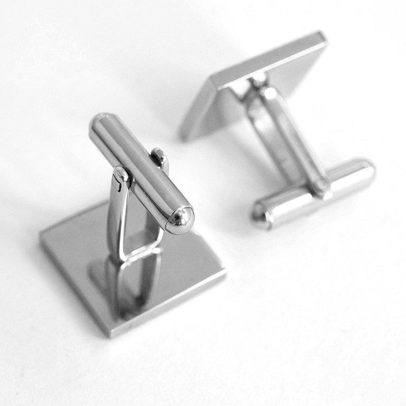 Wedding Party Best Man Gift for Men Gifts for Him Personalized Cufflinks Engraved Cufflinks Personalised Cufflink
