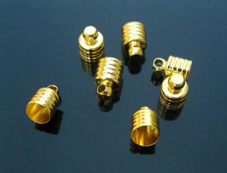 1PC 6MM Mini Fish Empty Hollow Glassrice pendant vialminiature vialsGlass vials pendants