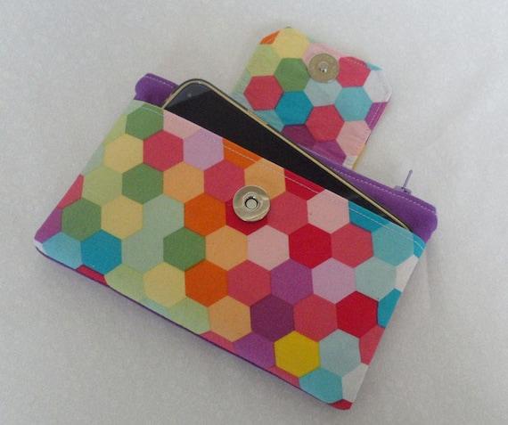 Jenna Purse PDF Sewing pattern wallet sewing pattern coin | Etsy