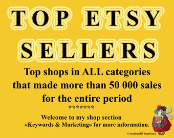 Top sellers Top selling Etsy shops Most popular shops Best selling Etsy stores Best sellers most sold shops Top rated etsy shops A9F