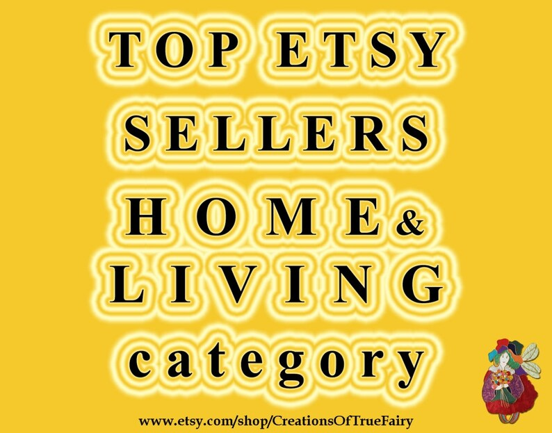 b07c14c4ed0b8 Top Etsy sellers in HOME LIVING category Top selling home and living shops  Most popular home living stores Best selling home decor shops A9F