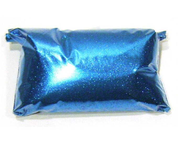 "Bright Royal Blue Glitter, .008"", Custom Tumblers, Nail Polish, Lip Gloss Making, Epoxy Resin Art, Very Fine Glitter - 6oz / 177ml Package"