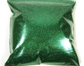 """Fine Green Glitter, Metallic Lime, Solvent Resistant Poly .008"""" Bulk Glitter, Nail Polish, Custom Tumbler, Body & Face, 11oz / 325ml Package"""