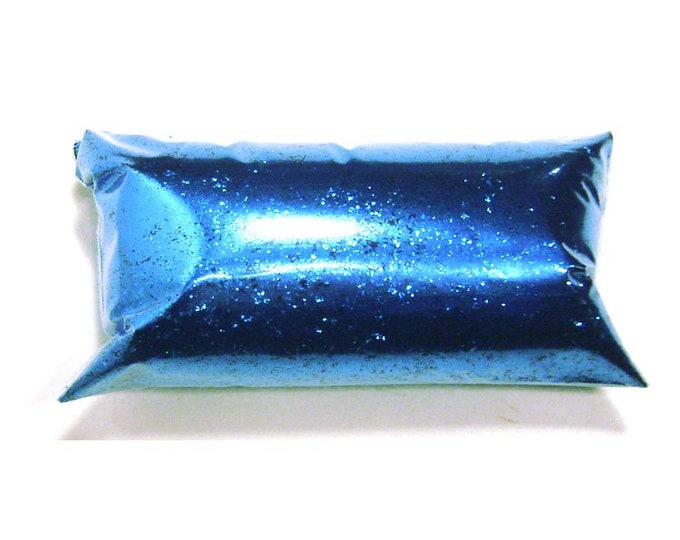 "Bright Royal Blue Glitter .015"" Polyester Solvent Resistant Metallic, Yeti, Makeup, Nail Polish, Bulk Tumbler Glitter 6oz / 177ml Package"