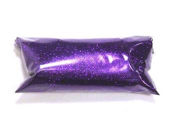 "Fine Glitter, Bright Purple .008"" Loose Solvent Resistant Poly Glitter - Shoe, Makeup, Eyeshadow, Slime, Tumbler, Yeti, Nail Polish Glitter"