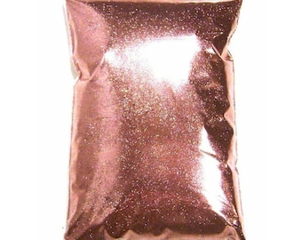 """Metallic Pink Glitter, Solvent Resistant Polyester .008"""", .015"""" or .025"""" Very Fine to Chunky Professional Bulk Glitter, 1 lb / 454g Package"""