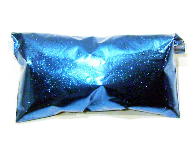 "Bright Royal Blue Glitter, Very Fine .008"" Polyester, Lip Gloss, Cosmetics, Nail Polish, Resin Epoxy Safe, Body & Face, Bulk Tumbler Glitter"