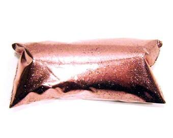 "Metallic Pink Glitter, Fine .008"" Solvent Resistant Polyester Glitter, Nail Polish, Lip Gloss, Tattoo, Slime, Tumbler, Yeti, Makeup Glitter"