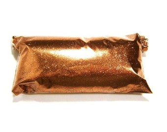 """Loose Glitter Shiny Copper .008"""" Solvent Resistant Poly Glitter Nail Polsh, Makeup & Cosmetics, Face, Jewelry, Slime, Shoe, Fine Glitter"""