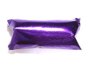 "Bright Purple Glitter Fine .015"" Loose Solvent Resistant Poly Glitter - Shoe, Makeup, Eyeshadow, Slime, Tumbler, Yeti, Nail Polish Glitter"
