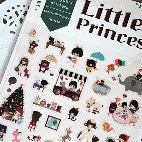 Suatelier No 1008 Gamja Cartoon Puffy 3D Stickers Kawaii Korea Planner Scrapbook