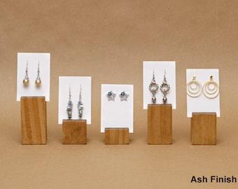 retail earring display