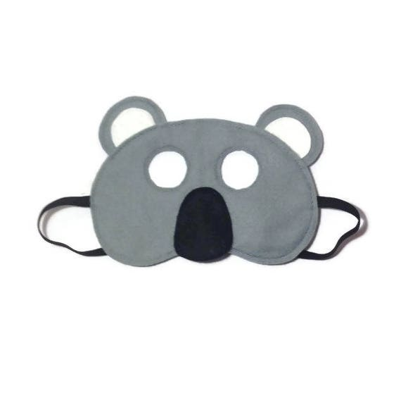 Koala Mask Bear Childrens