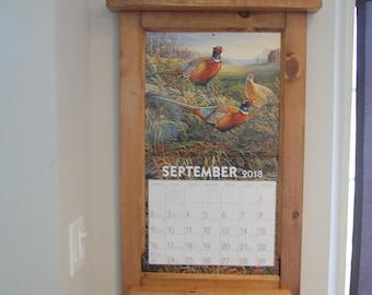 Calendar Frame Etsy