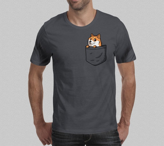 Jurassic Park T Shirt Pocket Classic Jurassic World Funny Gift Kids Children Top