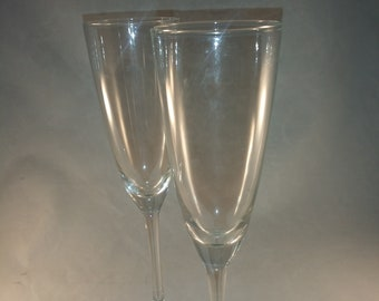 tall champagne flute etsy
