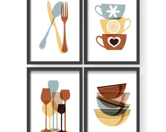 Kitchen Artwork Etsy