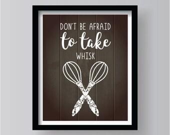 Poster für die küche  Gelb grau Retro lustige Mischung Küche Poster gelbe Mixer | Etsy