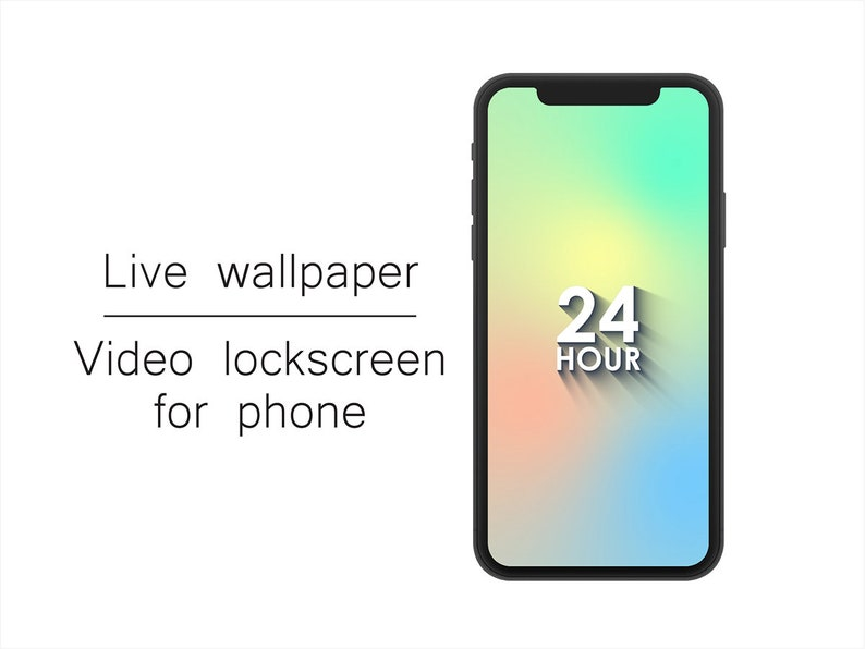 Live Wallpaper For Phone Cinemagraph Animated Wallpaper Digital Download Video Lockscreen Phone Wallpaper For Ios Android