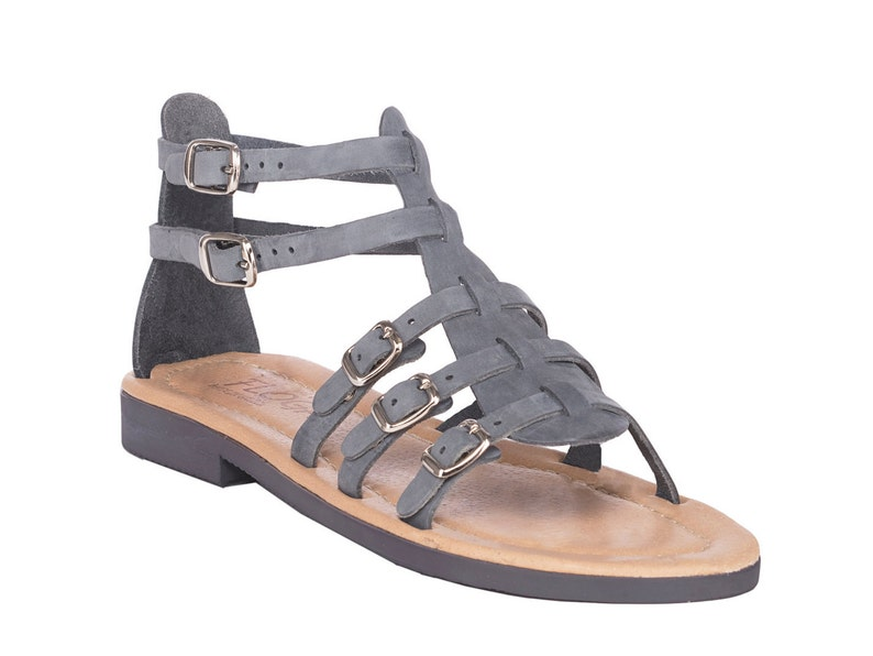 f4bba30bb410 Women s sandals.FREE SHIPPING in the USA Greek leather