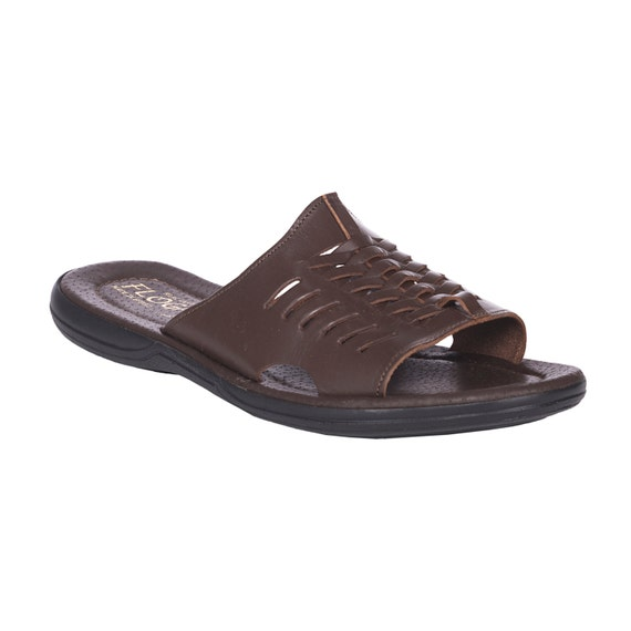 b3e6f8feb16591 Flip flop leather sandals. Greek leather sandal for Men.FREE