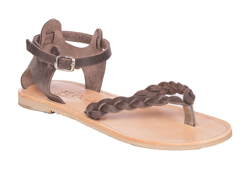 efc7f0f972ed8 Greek leather sandals,FREE SHIPPING in the USA,Handmade leather shoes for  Women,Ankle sandals,Gladiator strappy sandals,thong,beach,summer