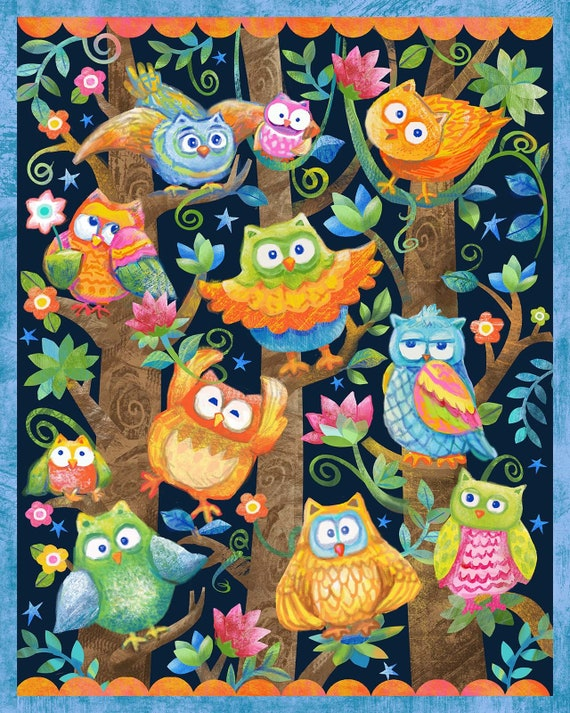 Wee Ones - Owl & Jungle Party