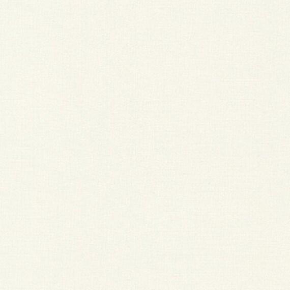 """White Kona Premium 108"""" Backing Fabric By Robert Kaufman"""