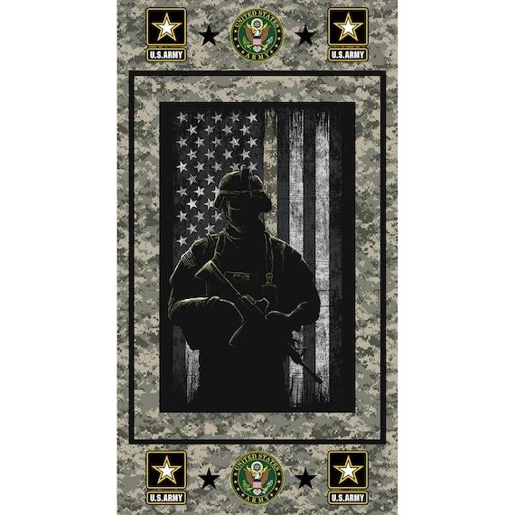 Sykel Enterprises Army Fabric Collection