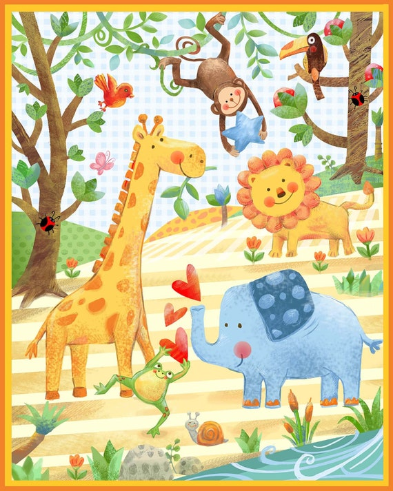 Wee Ones - Owl & Jungle Giraffe Party