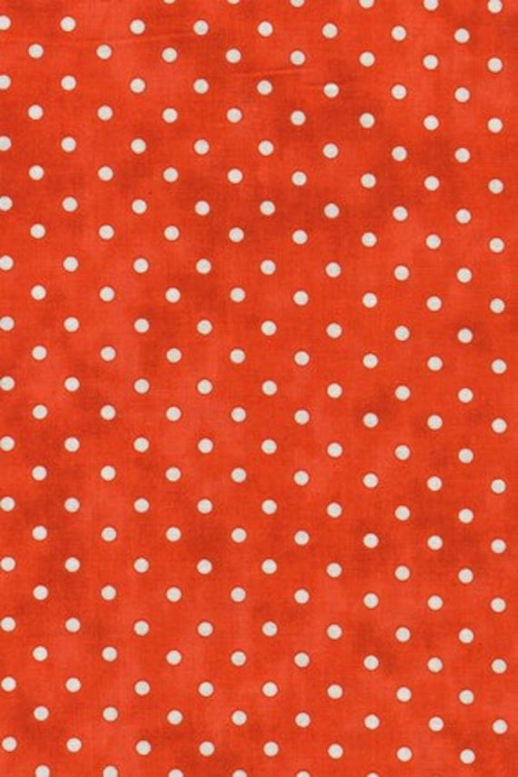 Riverwood Collection Go Team Fabric by Karen Combs Polka Dots 150