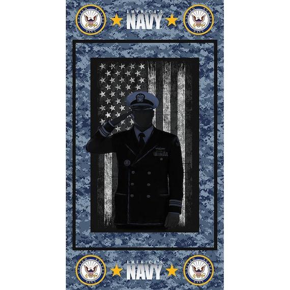 Sykel Enterprises Navy Fabric Collection