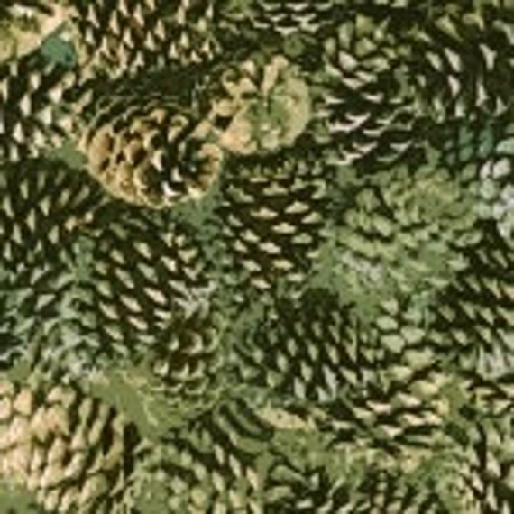 Henry Glass Moose Lodge Pine Cone Fabric