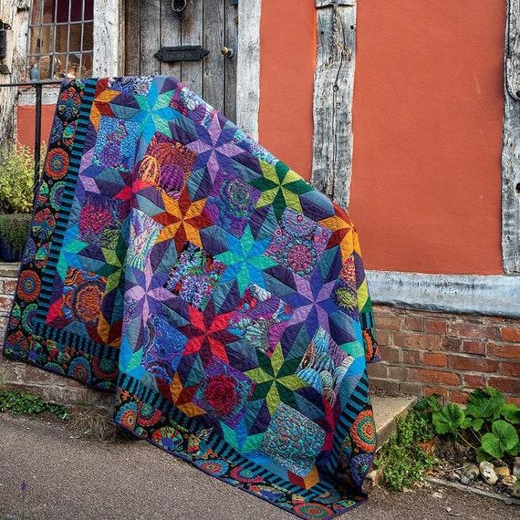 Kaffe Fassett's Starry Night Quilt Kit