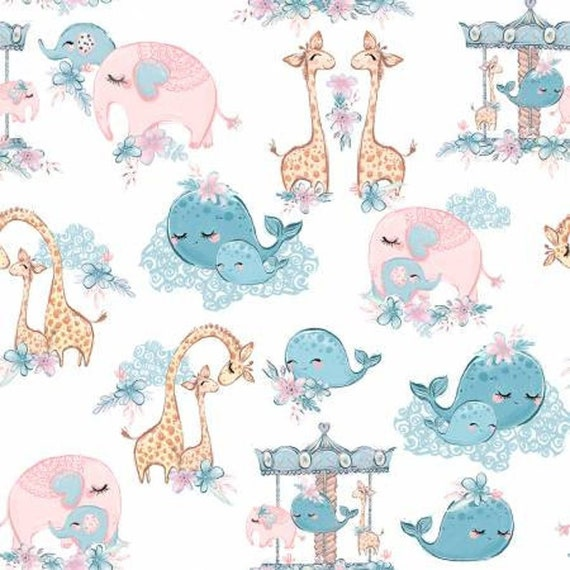 3 Wishes Fabric Mommy & Me Flannel Fabric Collection